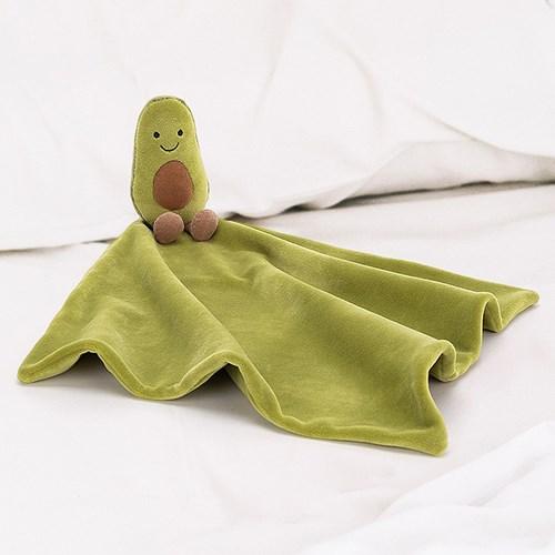 Snuttefilt - Avokado, Grön
