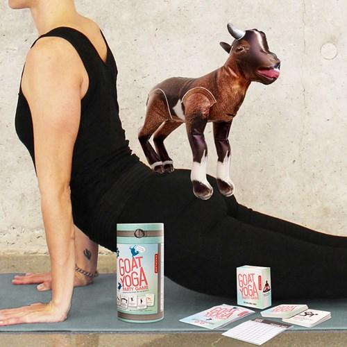 Goat Yoga - Partyspel, Multi