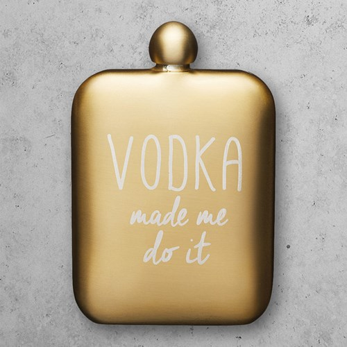 Fickplunta - VODKA made me do it