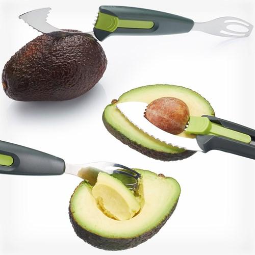 Multiverktyg för avokado, Grön