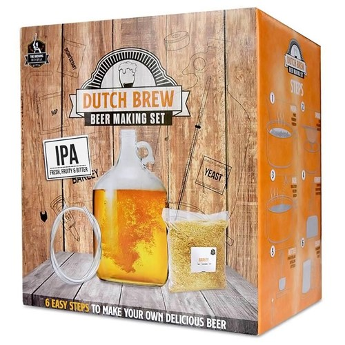 Ölbryggning - Dutch Brew Beer Making Set, IPA - India Pale Ale