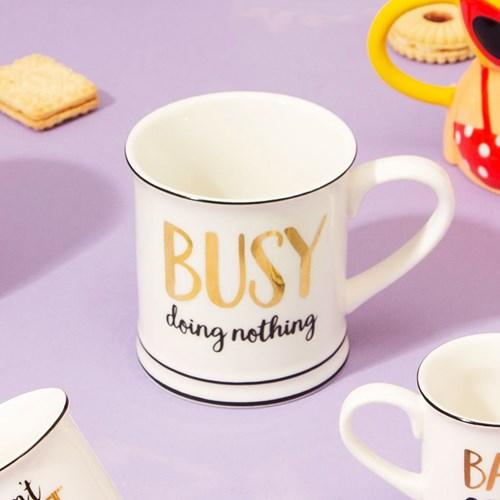 Mugg - Busy doing nothing, Vit