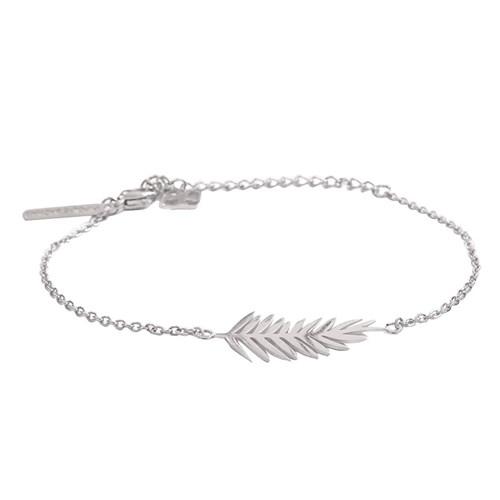 Armband, Colonia Palm - Pipol's Bazaar, Silver