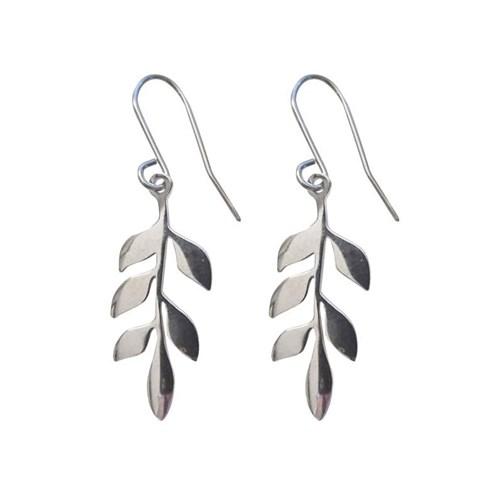 Örhängen, Frill - Pipol's Bazaar, Silver