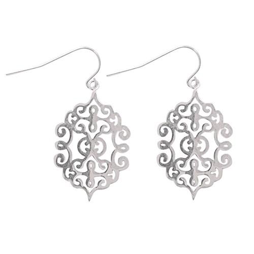 Örhängen, Damla - Pipol's Bazaar, Silver