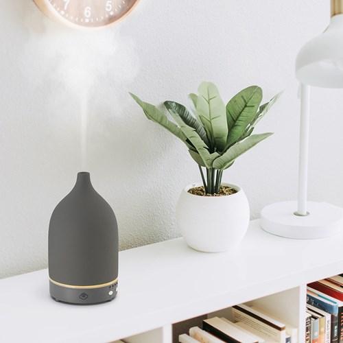Aroma Diffuser, Vapor Grey - Serene House, Grå