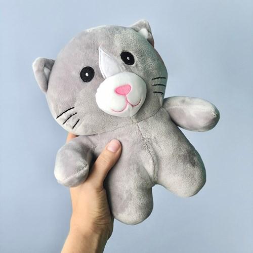 Gosedjur - Grå katt, Grå