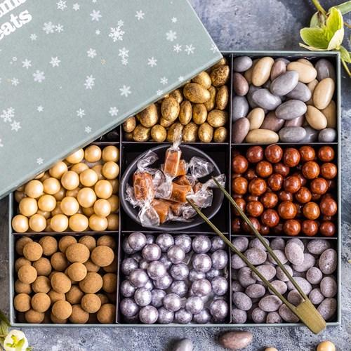 Julask med godsaker, Christmas Treats - Xocolatl, Svart